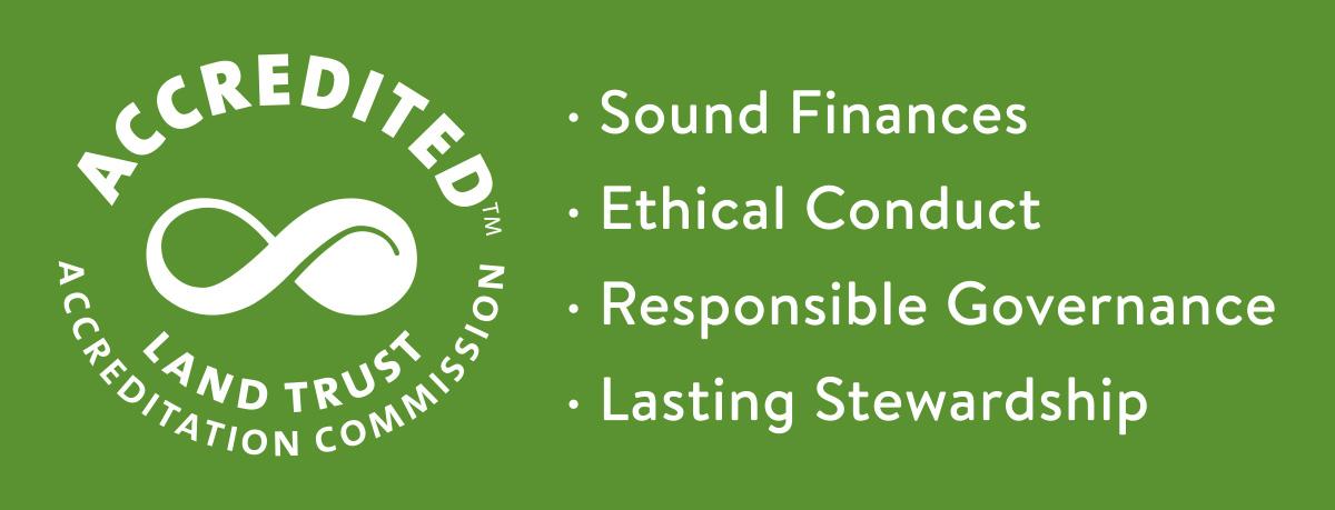 Land Trust Accreditation Logo
